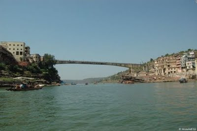MP trip: Omkareshwar