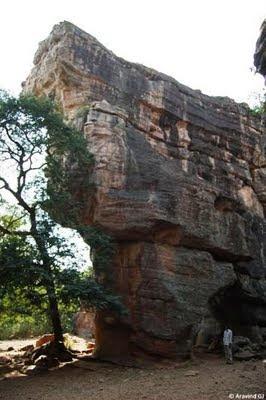 MP trip: Bhopal-Bhimbetka rock shelters