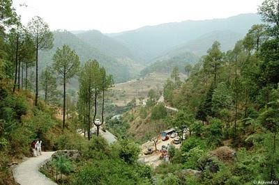 Prakateshwar cave and UttarKashi