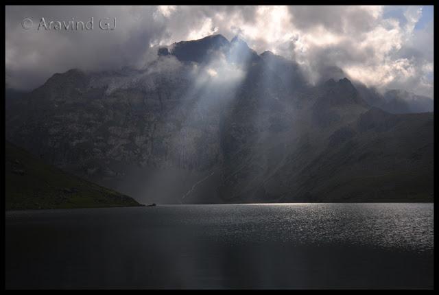 Kashmir great lakes trek: To Naranag