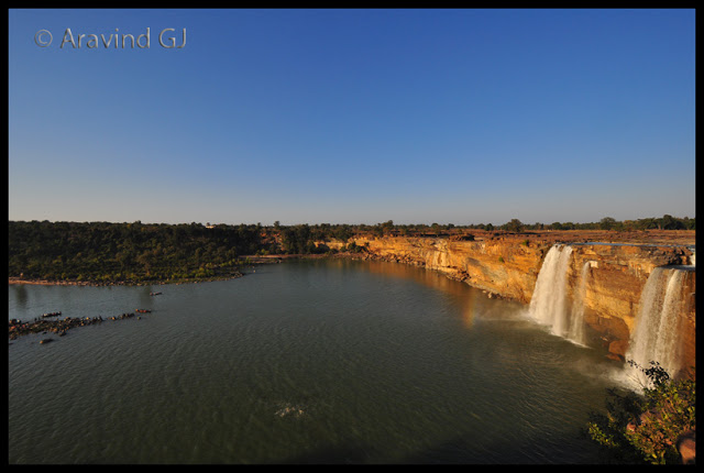 Chitrakoot waterfalls