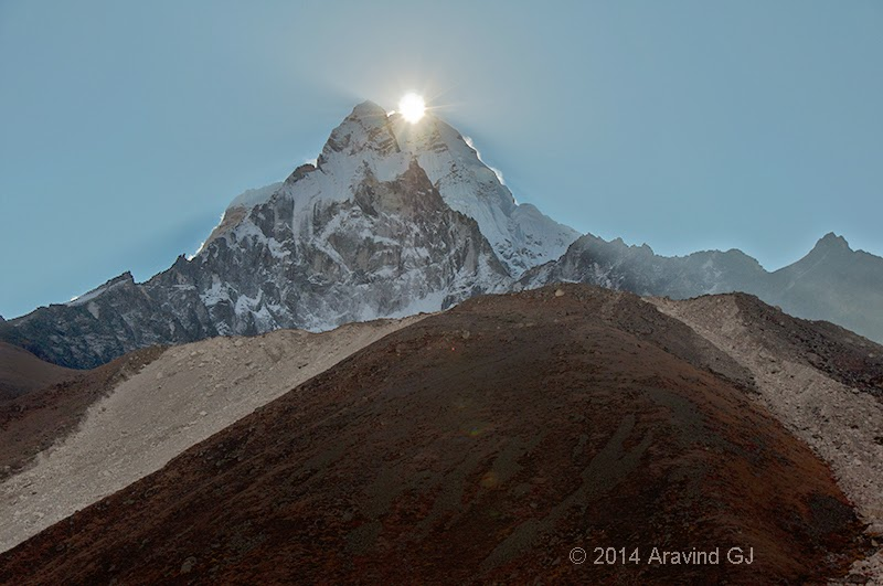Everest base camp, day 8, 9: The retreat