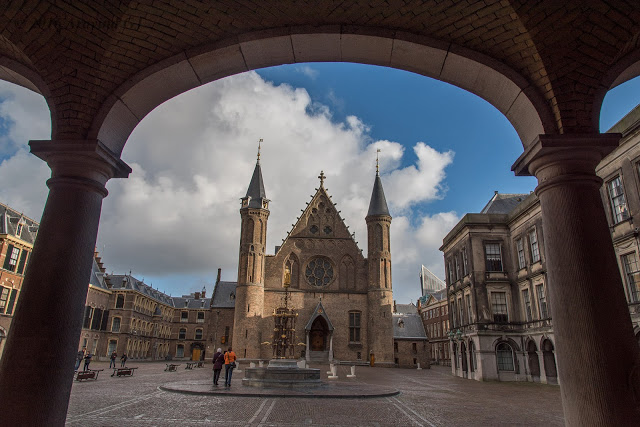 The Hague, the place of International Court of Justice