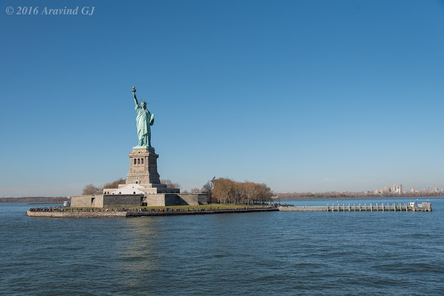 Top 6 places I visited in New York