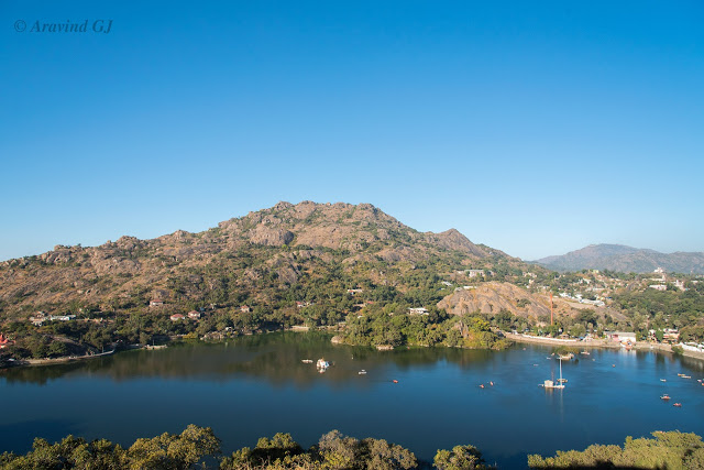 Places to visit in Mount Abu