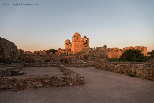 Chittorgarh fort – the largest fort in Rajasthan