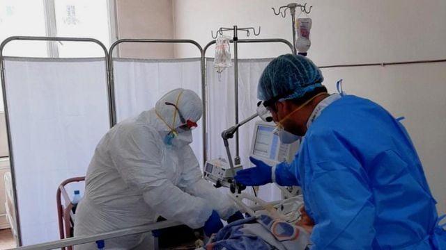 Ermənistanda daha 11 nəfər COVID-19-dan öldü 09 İyun 2021