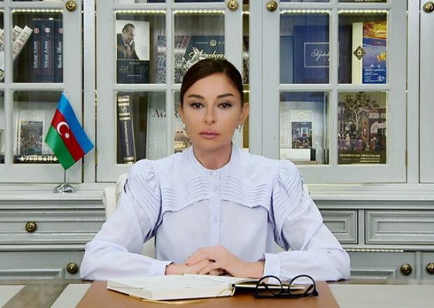 Mehriban Əliyeva Aleksandr Atanın vəfatı ilə əlaqədar bağsağlığı verdi 11 İyun 2021