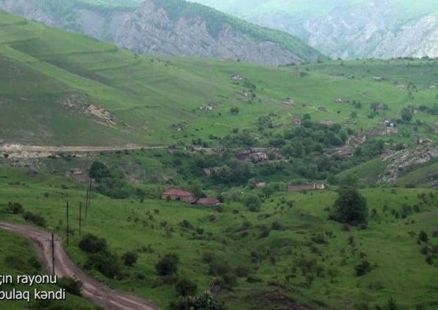 Laçının Ağbulaq kəndindən görüntülər - VİDEO 08 İyun 2021