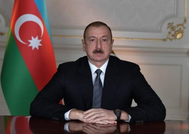 Şimali Makedoniya prezidenti İlham Əliyevi təbrik edib 09 İyun 2021