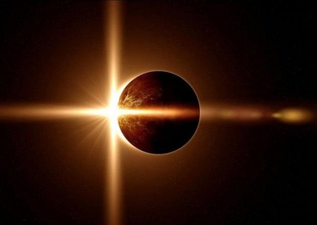 İlin ilk Günəş tutulması başa çatdı - VİDEO (YENİLƏNİB) 10 İyun 2021