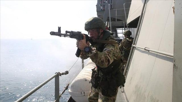 Rusiya Krımda hərbi təlimlər keçirir 11 İyun 2021