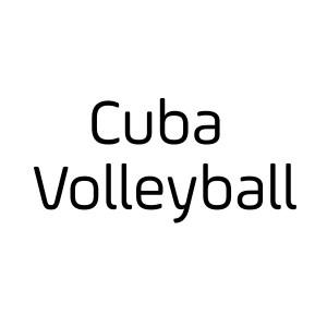 Cuba Volleyball