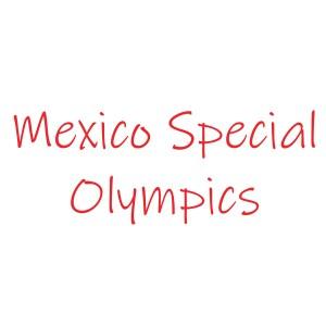 Mexico Special Olympics