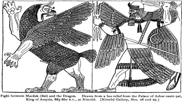 Апокриф — Бел и дракон