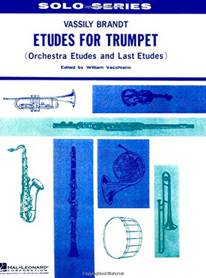 etudes-for-trumpet