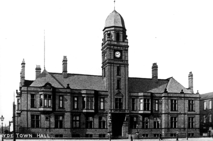 Hyde town hall
