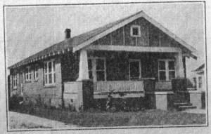 Birthplace of ARBC - 1924