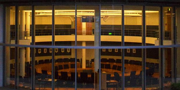Bundestag Beratungssaal