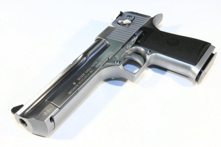 magnum pistole