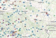 Flugsicherung NRW dfs vom 2019-03-27 18-34-11 Uhr