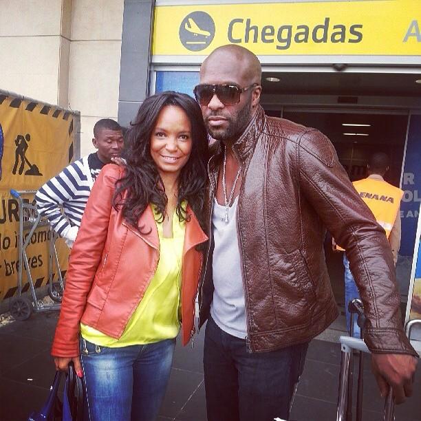 Kaysha in Luanda