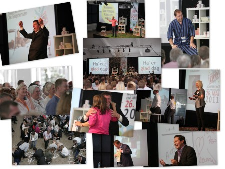 Arbejdsglæde Live! konference 2011