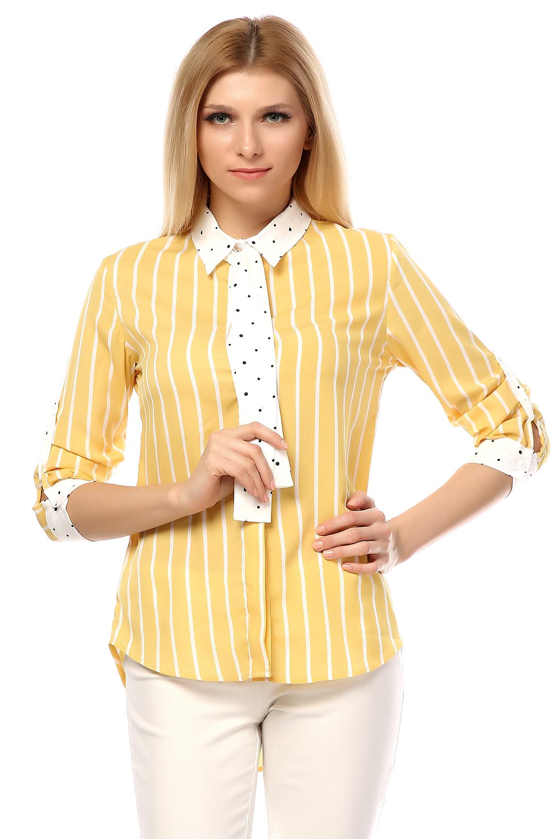 قمصان كاجوال نسائي صيف 2017 ، أجمل تشكيلة قمصان ناعمة للبنات 2017