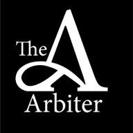 The Arbiter logo, Boise State University