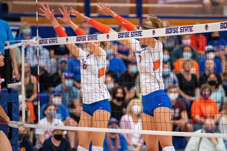 Boise State volleyball