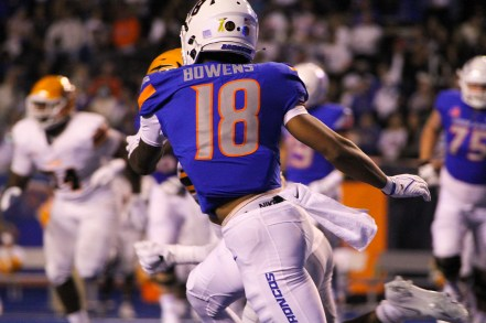 Boise State #18, Billy Bowens