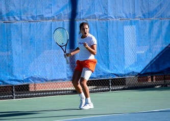 Ana Conde Vendrell, Boise State tennis, Barb Chandler Classic