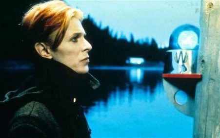 bowie the man who fell to earth
