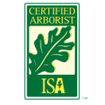 ISA Certified Arborist on staff