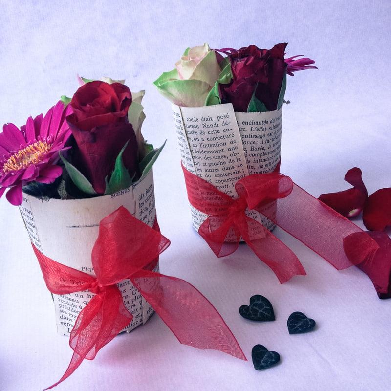composition St Valentin
