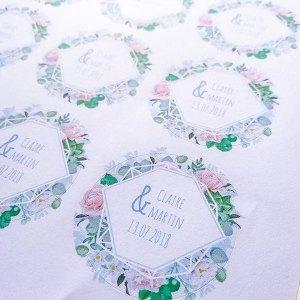 stickers eucalyptus