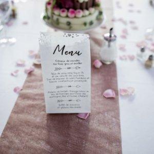 Menu lampion mariage ©Eilean et Jules Photographie