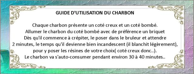 Comment faire bruler un encens en grains?