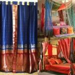 Saris Indiens