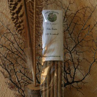 encens en bâtons au palo santo