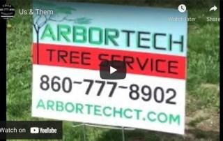 Us vs. Then Tree Services Comparison