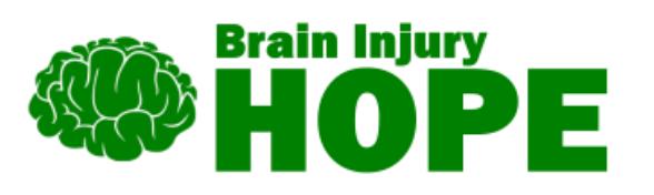 Brain Injury Hope logo