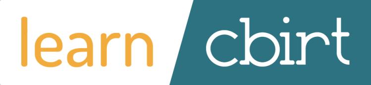 Learn CBIRT logo
