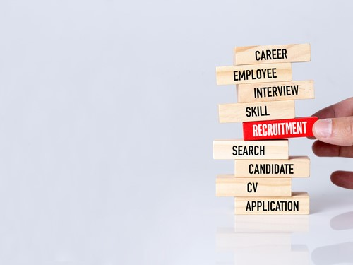Helping you to achieve stress-free and successful recruitment: A case study