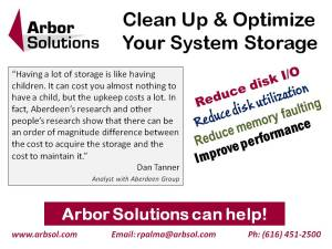 Clean Up and Optimize Your System Storage