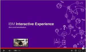 IBM Interactive Experience Wimbledon