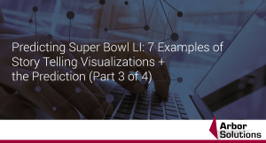 Predicting Super Bowl LI: 7 Examples of Story Telling Visualizations + the Prediction (Part 3 of 4)