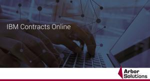IBM Contracts Online