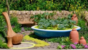 Chelsea are introducing the Artisan Garden category in 2011