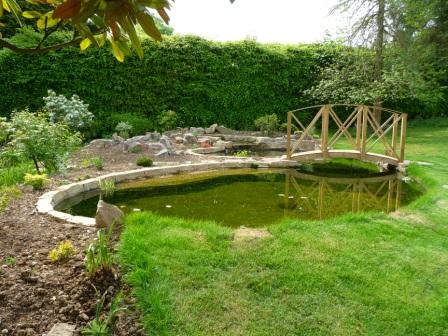 Ponds in storrington, West Sussex